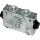 DRH double pilot operated check valve