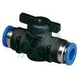 BUC60 2 way shut off valve
