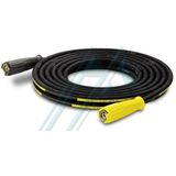 High-pressure hose Longlife 400, 10 m, DN 8, including rotary coupling Kärcher