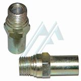 BRAKE FITTING MALE M.14X1.5 FEMALE M9 L-15