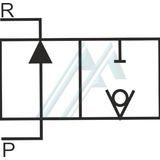Online flow regulating valves RD