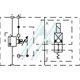 Válvulas limitadoras de presión para montaje en placa AGAM