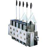 Distribuidor manual proporcional DL Hawe