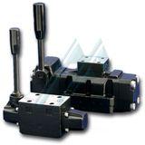 ATOS DH, DK and DP manual and mechanical directional valves