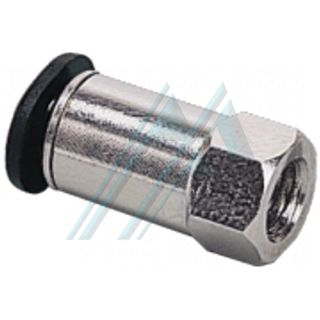 PCF-C miniature push-in fitting