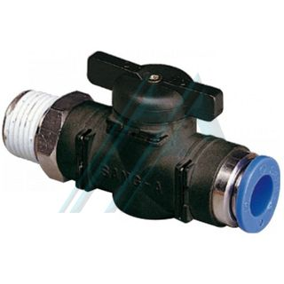 BC20 2 way shut off valve