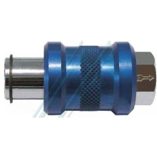 VCR 3 way spool valve