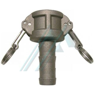 KAMLOK couplings C Series (Shank)