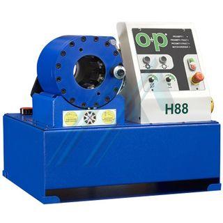 """Press TUBOMATIC H88 EL OR+P (1"""" 1/2 max. pressing)"""