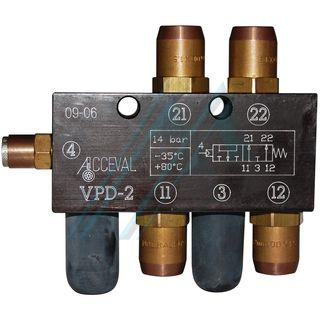 Válvula neumática VPD-2