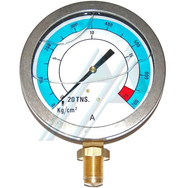 Man metro glicerina 10 15 20 toneladas for Manometro para medir presion de agua