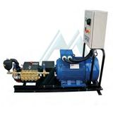 Professional pressure washers for cold water (High pressure and flow)
