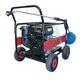 1.500 r.p.m. gasoline autonomous pressure washers