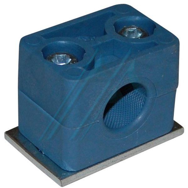 Abrazadera de pl stico 16 para tubo hidr ulico - Abrazaderas para tubos ...