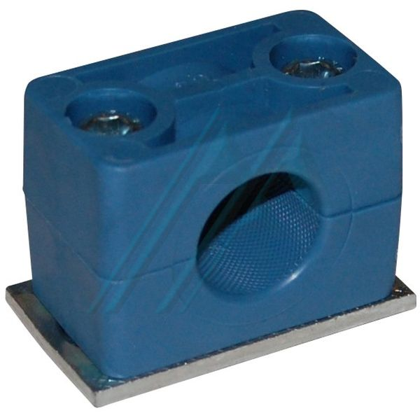 Abrazadera de pl stico 20 para tubo hidr ulico - Abrazaderas para tubos ...
