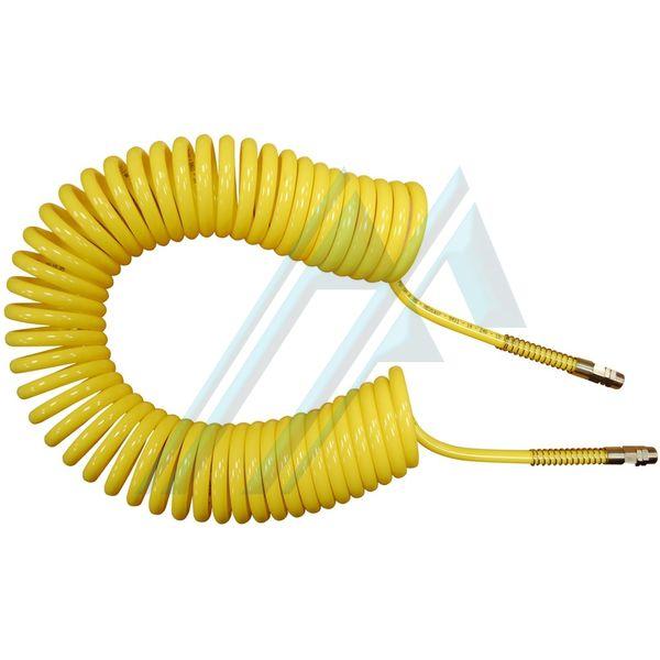 Polyurethane spiral pipe hidraflex