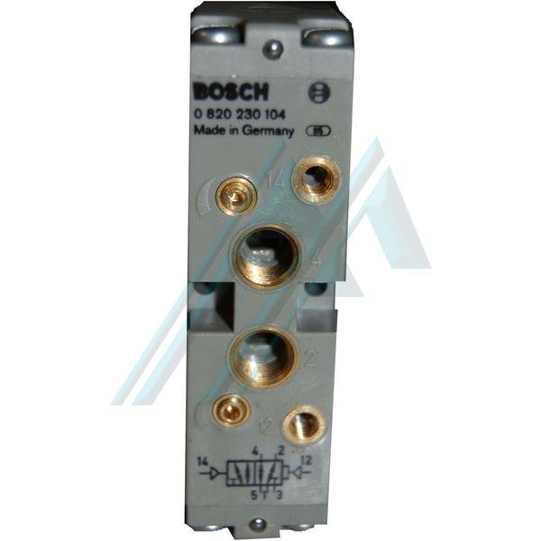V lvula neum tica bosch 0820230104 hidraflex for Accionamiento neumatico