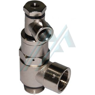 BOSCH pneumatical piloted check valve 0821003047