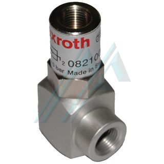 BOSCH piloted screwable check valve 0821003050