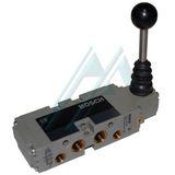 Válvula direcional manual com alavanca BOSCH 0820410112