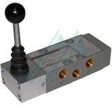 Válvula direcional manual com alavanca BOSCH 0820410003