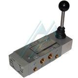 Válvula direccional manual con palanca BOSCH 0820410012