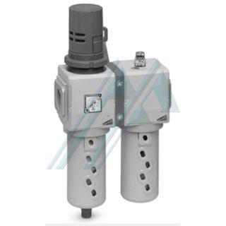 Filter regulador and lubricator system MX
