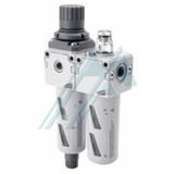 Filter regulador and lubricator system CMC