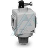 Lockable isolation 3/2 way valve CMX