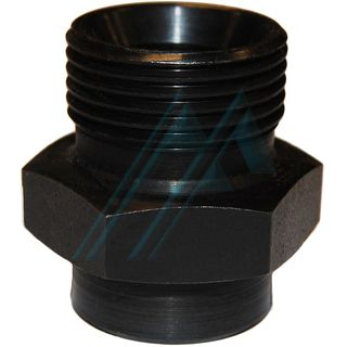 Weldable fitting BSPP