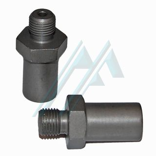 Fitting brake male M. 10X1/flat L-10 adapter