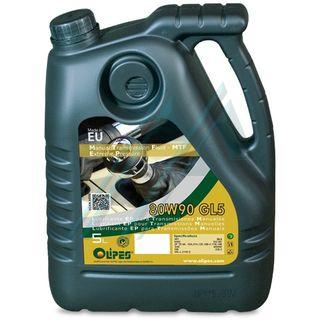 Aceite lubricante Maxigear SAE 80W90 EP 5 Litros