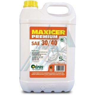 Aceite Maxicer Premiun SAE 30/40 5 Litros