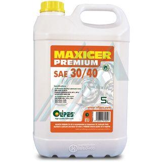 Oil Maxicer Premium SAE 30/40 5 Litres