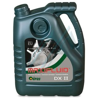 Lubricating oil Maxifluid DX II 5 Litres