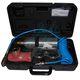 Autonomous portable compressed air equipment