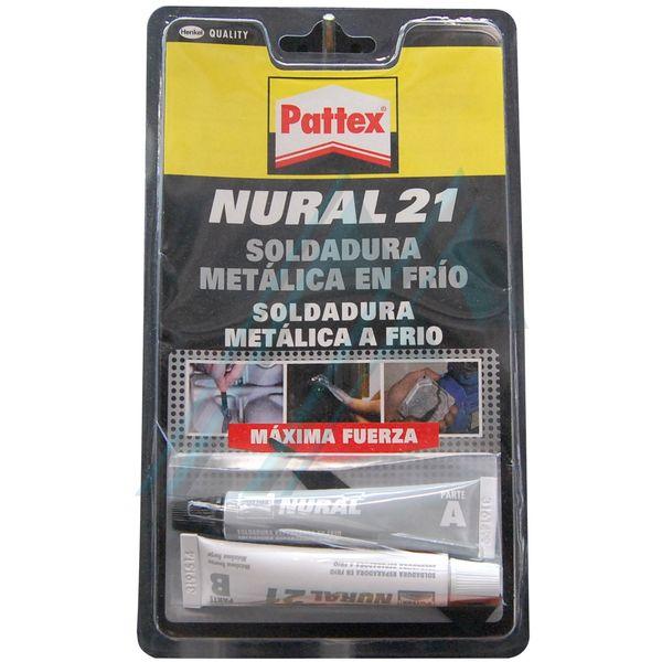 Nural 21 soldadura en frio 22ml hidraflex - Soldadura en frio ...