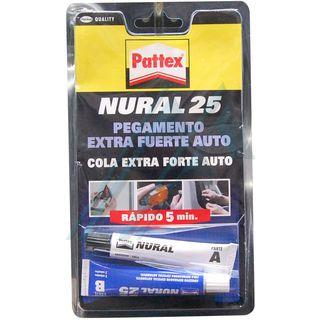 Pegamento extra fuerte auto Pattex Nural 25