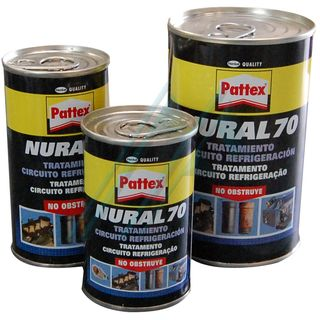 Tapafugas radiador Pattex Nural 70 12 litros