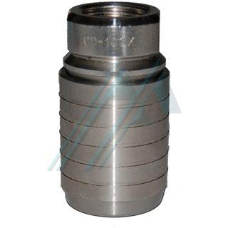 Enchufe rápido CD-100X inox acoplamiento