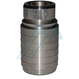Plug fast CD-100X stainless steel coupling