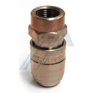 Plug fast CD-25S-H3/8 coupling