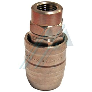 Plug fast CD-25S-H1/4 coupling