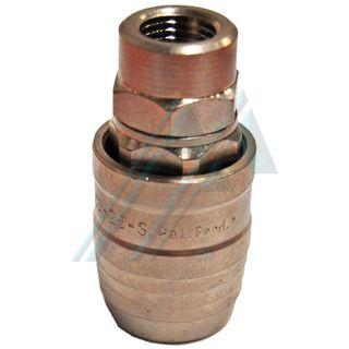 Подключите быстрый CD-25С-H1/4 муфта
