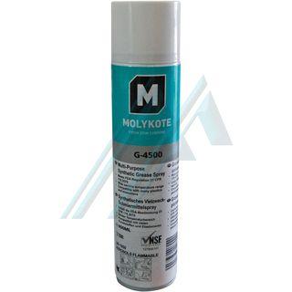 Grasa alimentaria Molykote G-4500 spray 400 ml