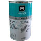 Huile synthétique de la graisse Molykote M-55 ans et plus de 1 litre