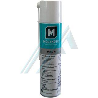Grasa Molykote MKL-N spray 400 ml
