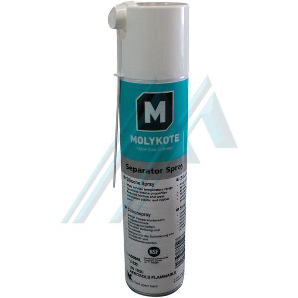 Silicone Grease Molykote Separator Spray 400 Ml