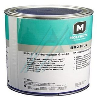 Grease Molykote BR 2 Plus 1 kg.