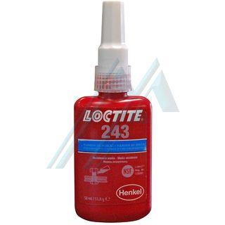 Loctite 243 lock fastener nuts 50 gr